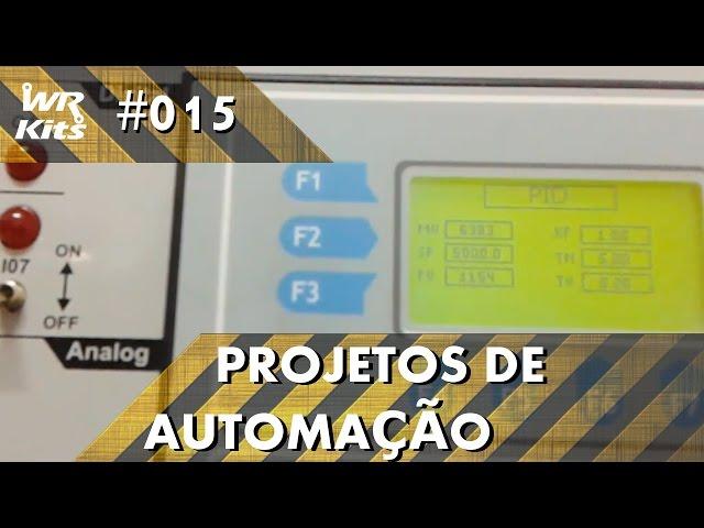 INTRODUÇÃO AO CONTROLE PID COM CLP ALTUS DUO | Projetos de Automação #015