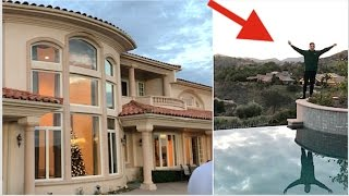 NEW HOUSE SHOPPING! (CRAZY MANSION HOUSES)