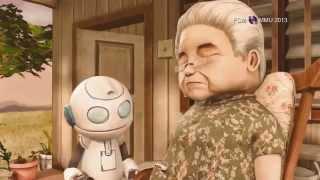 Bạn sẽ khóc khi xem clip này. Phim hoạt hình 4D hay nhất thế giới!