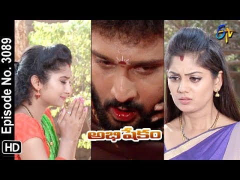 Abhishekam | 10th December 2018 | Full Episode No 3089 | ETV Telugu