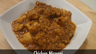 Chicken in Pepper Masala..