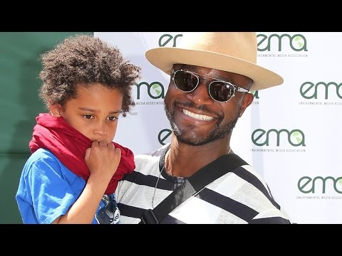 Taye Diggs Says His Son Is Mixed Not Black
