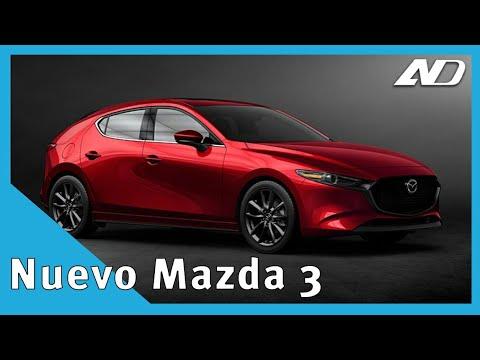 Nuevo Mazda 3 2019 - Presentación desde Los Angeles Auto Show