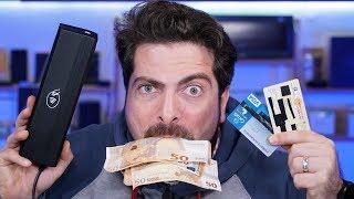 CLONARE la carta di credito sulla TESSERA SANITARIA è possibile?