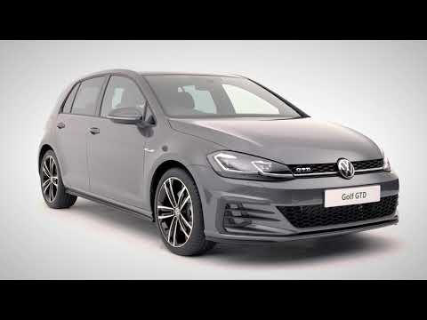 A closer look at the Volkswagen Golf GTD