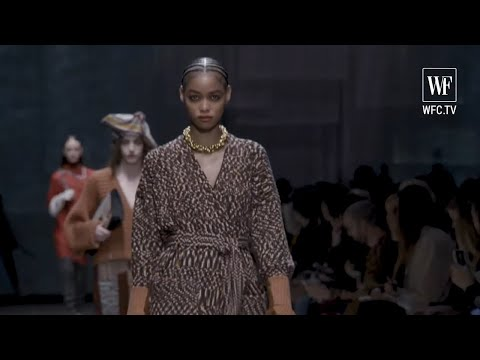 Missoni fall-winter 20-21 Milan fashion week