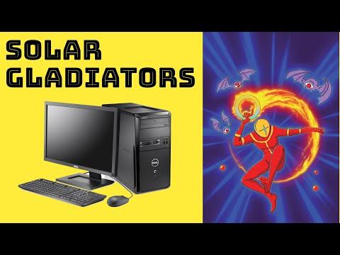 BITeLog 00FB: Solar Gladiators (PC) LONGPLAY