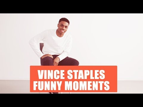 Vince staples Funny Moments