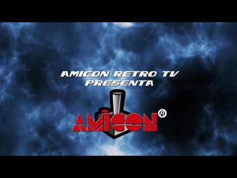 Directo: La Noche de Amicon RetroTV