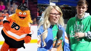Is Gritty Really That Famous?