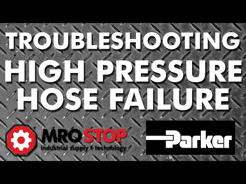 Troubleshooting High Pressure Hose Failure