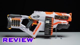 [REVIEW] Nerf Ultra One   Unboxing, Review, & Firing Demo