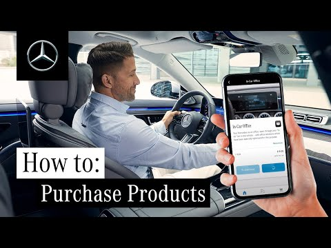 How to Purchase Mercedes me Products