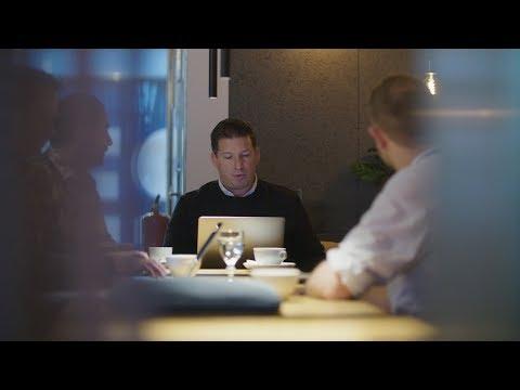 Tre möter Pontus Frithiof – Trailer | Tre Företag