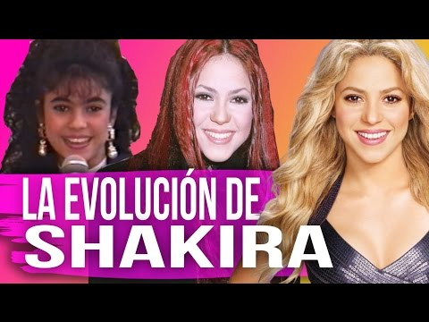 La Evolución de Moda de Shakira (Moda Sin Filtro)