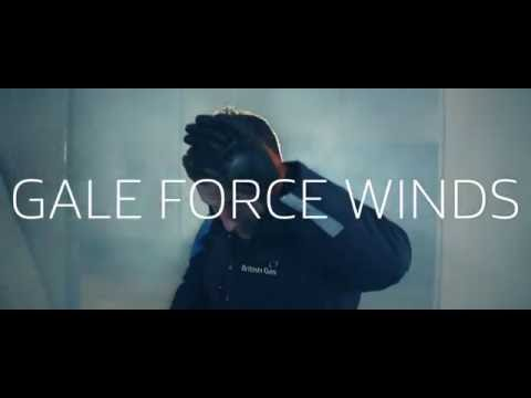 British Gas - Extreme Weather Testing - Gale Force Winds