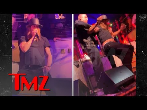 Kid Rock Goes on Drunken Rant About Oprah, Insists He's Not Racist | TMZ