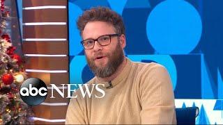 'The Disaster Artist' actor Seth Rogen calls co-star James Franco's methods 'bizarre'