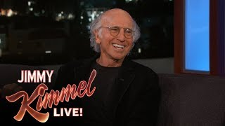 Larry David Reveals His Best & Worst Qualities