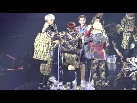 140601 EXO - Sorry Sorry, Gee (chanyeol im jealouslol The lost planet in Hong Kong