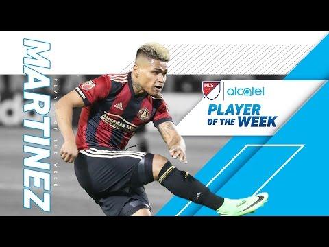 Alcatel Player of the Week   Josef Martinez
