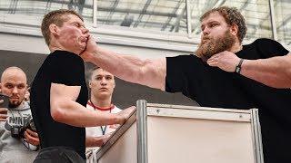 مسابقة الصفع في روسيا , أخطر الرياضات في العالم     -
