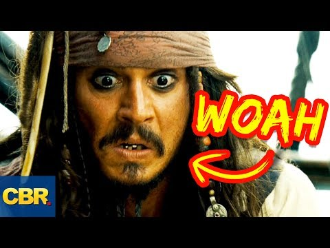 10 Secrets About Captain Jack Sparrow That Disney Is Hiding From You