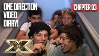 One Direction: The X Factor Diary   Chapter Three   The X Factor UK