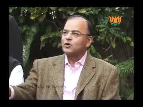 BJP Byte: PM''s Statement on 2G: Sh. Arun Jaitley: 20.12.2010