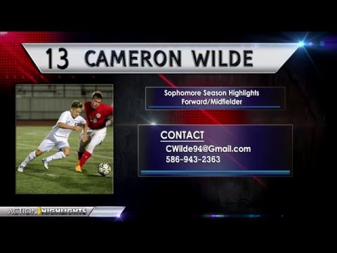 Cameron Wilde - Sophomore Highlights 2015