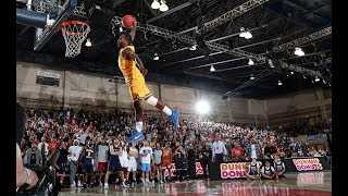 2018 College Slam Dunk Contest || ALL DUNKS HD