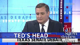 Inside Ted Cruz's Brain During The Texas Debate -