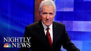 Jeopardy! Host Alex Trebek Announces Pancreatic Cancer Diagnosis | NBC Nightly News