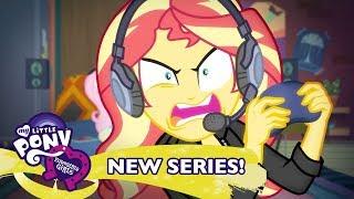 'Game Stream' Original Short 🎮 MLP: Equestria Girls Season 2