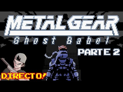 METAL GEAR: Ghost Babel (2000, GameBoy Color) || Parte 2: En directo!