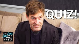 Mark Duplass Takes a Quiz on Religious Cults