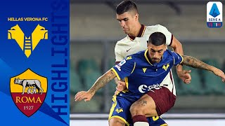 Hellas Verona 0-0 Roma | Verona and Roma held to a draw in their first game! | Serie A TIM