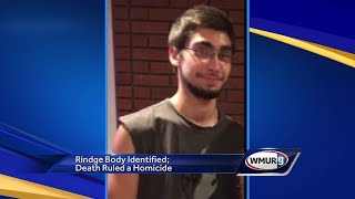 Body found in Rindge identified; death ruled homicide