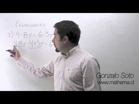 Ecuaciones 4