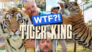 Tiger King - The WILDEST Moments