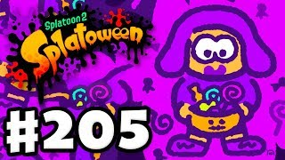 Splatoween Splatfest! Trick vs Treat! - Splatoon 2 - Gameplay Walkthrough Part 205 (Nintendo Switch)