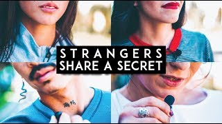 People Share Their Secret Anonymously