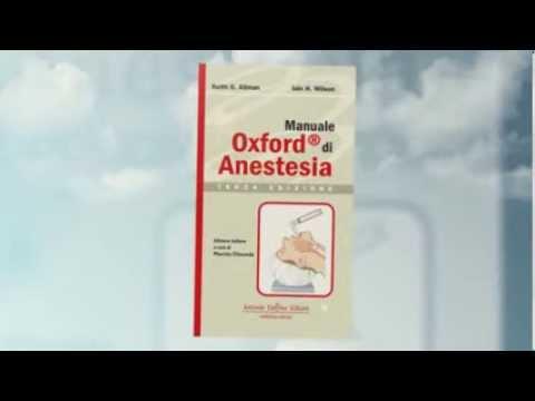 Manuale Di Anestesia Oxford 3ª edizione