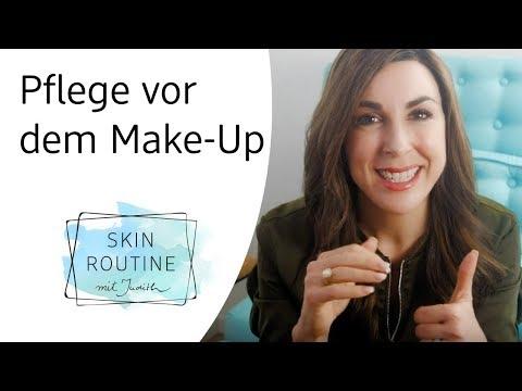 Make-Up Grundlage - so hält das Make-Up länger