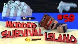 Survival Island Modded - Minecraft: CRIBS Part 59