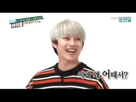 [151216] Weekly Idol -- Bangtan Boys [BTS] Random Play Dance