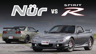 NUR vs Spirit R