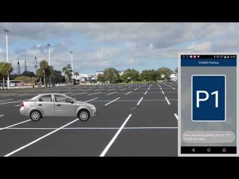 Smart Parking Meter enabled by CIGNEX Datamatics' Vitalstatistyx™