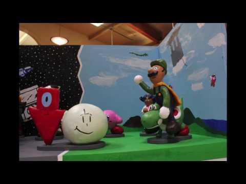 Steven's headspace diorama