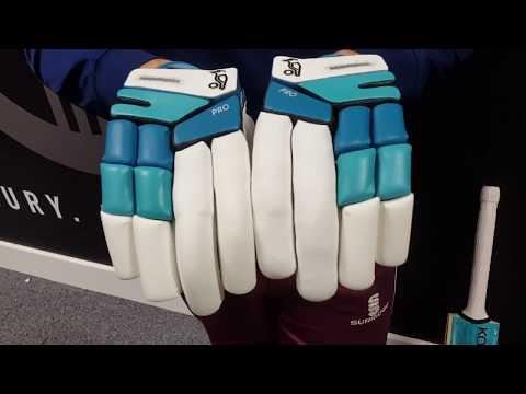Kookaburra Surge Pro Batting Gloves